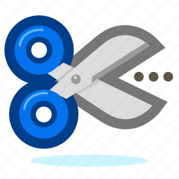 cut, cutter, equipment, repair, scissor, scissors, tool, tools icon