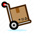 cart, deliver, delivery, service, shipping, shopping icon