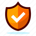 lock, locked, private, protect, protection, safe, safety, safty, secure, security, shield icon