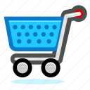 business, cart, ecommerce, shop, shopping, shopping cart icon