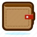 cash, checkout, currency, ecommerce, finance, financial, money, pay, payment, price, shopping, wallet icon