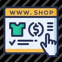 online, shop, store, webpage
