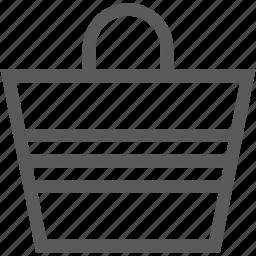 bag, buy, cart, gift, sale, shop, shopping bag icon