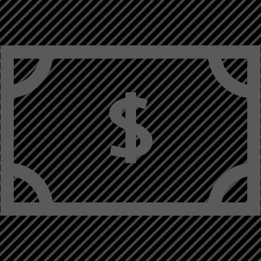 banking, bill, buy, cash, dollar, finance, money icon