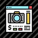 photo, camera, shop, department, online, shopping