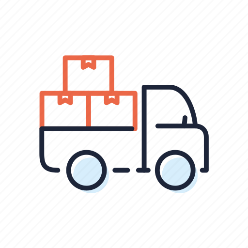 business, car, delivery, ecommerce, retail, shipment, shopping icon