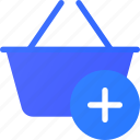 add, basket, ecommerce, shopping, to