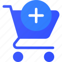 add, cart, ecommerce, shopping, to