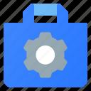 bag, ecommerce, settings, shopping