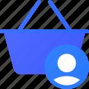 basket, ecommerce, shopping, user