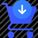 cart, ecommerce, input, shopping