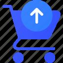 cart, ecommerce, output, shopping