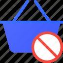 basket, disable, ecommerce, shopping