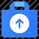 bag, ecommerce, output, shopping