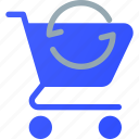 cart, ecommerce, refresh, shopping