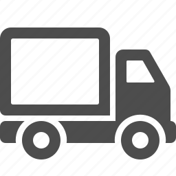 delivery, logistics, shipping, shopping, trasportation, truck, vehicle icon