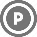 coin, point icon