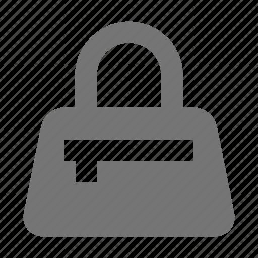 handbag, purse icon