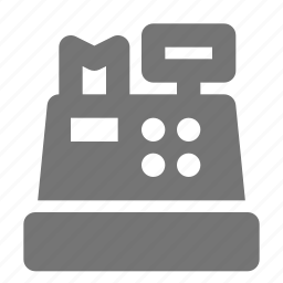machine, register icon