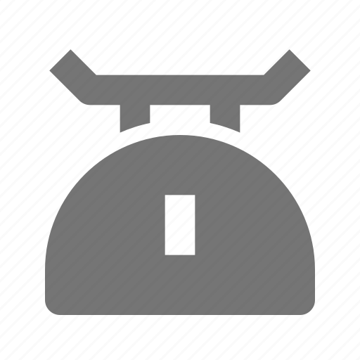 scale, weight icon