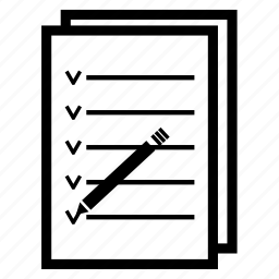 document, documents, file, notebook, page, paper, sheet, text, write, writing icon