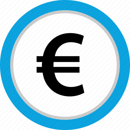 euro, money, pay, payment icon