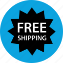 free shipping, price tag, promo, promotion icon