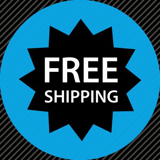 free shipping, price tag, promo, promotion icon