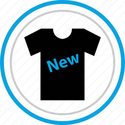 ecommerce, new, online, shop icon