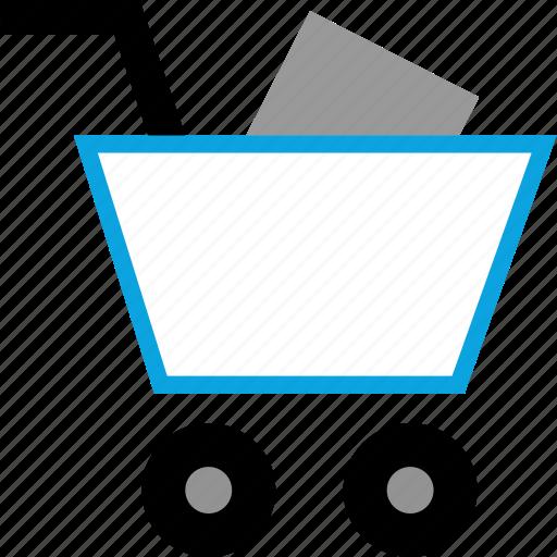 cart, ecommece, internet, shop icon