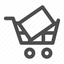 basket, buy, cart, cart full, ecommerce, full, shopping icon