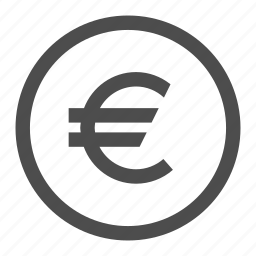 bank, cash, ecommerce, euro, money, price, shopping icon