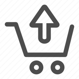 basket, buy, cart, ecommerce, online, remove, shopping icon