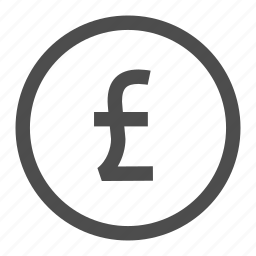 bank, basket, buy, money, price, sell, sterling icon