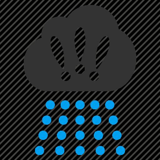 cloud, cloudscape, meteorology, rain, rainy weather, storm, thunderstorm icon
