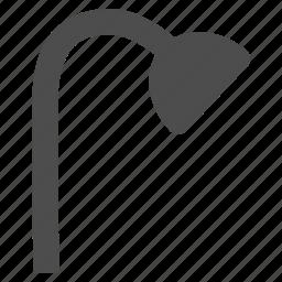 bath pipeline, bathroom, pipe, plumbing, shower, tap, tube icon