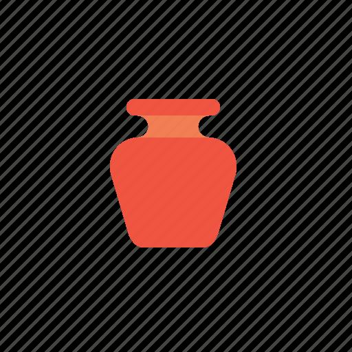 abhiseka, kalash, shravana, utensil, vasan, water icon