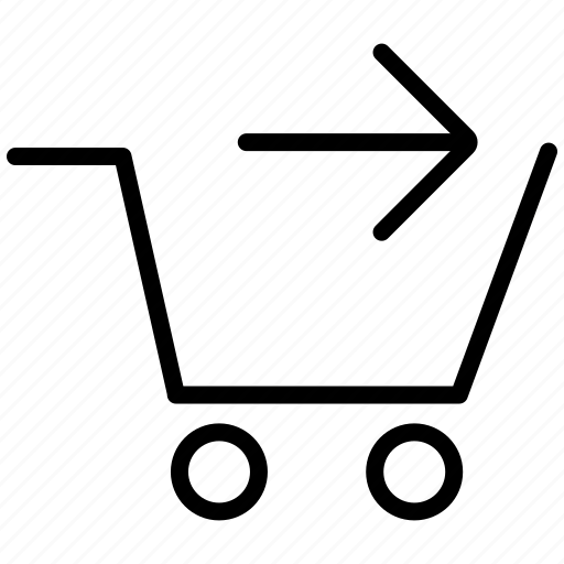 cart, check, check out, out, shopping icon
