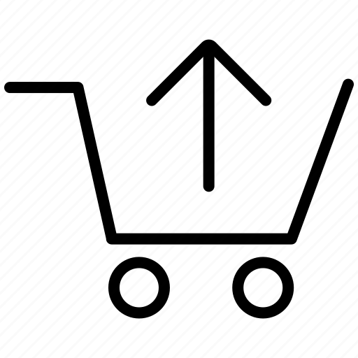 clear cart, delete, product, remove, shopping icon