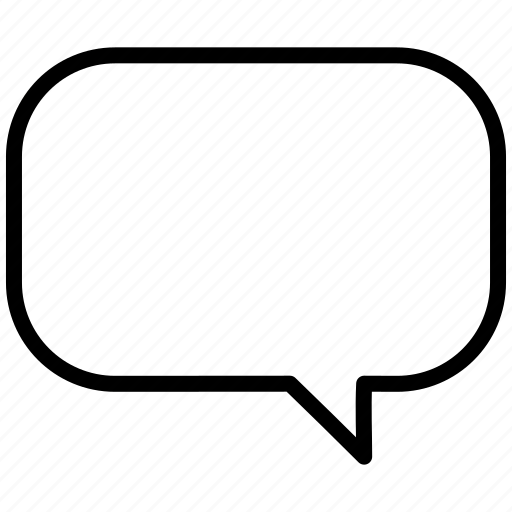 bubble, chat, comment, comments, hint, message, speech icon