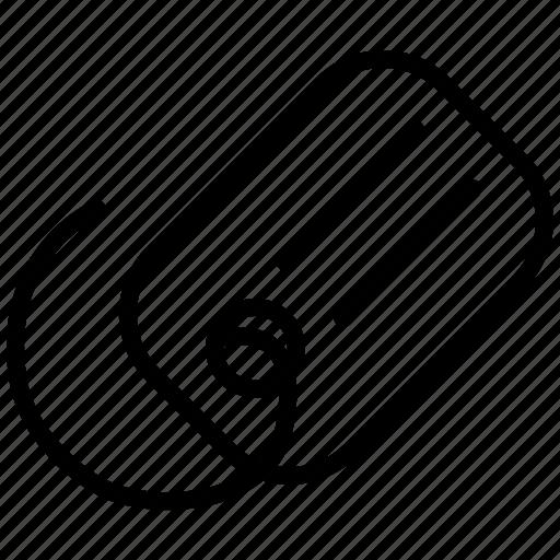 label, tag, token icon