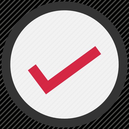 accept, check, success, tick icon