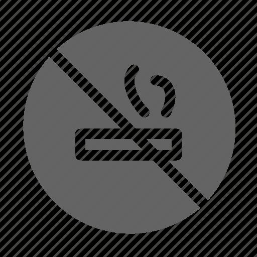 Cigarette, no, smoking icon - Download on Iconfinder
