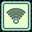 sign, signal, wifi, wireless, zone