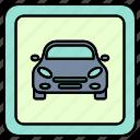 car, parking, parking sign, roadsign, sign, traffic, transport
