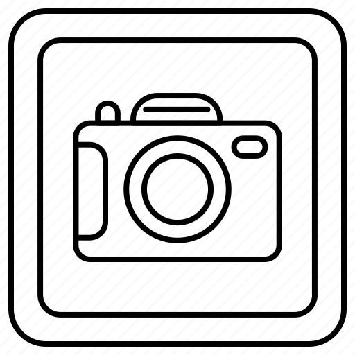 Camera, circle, sign icon - Download on Iconfinder
