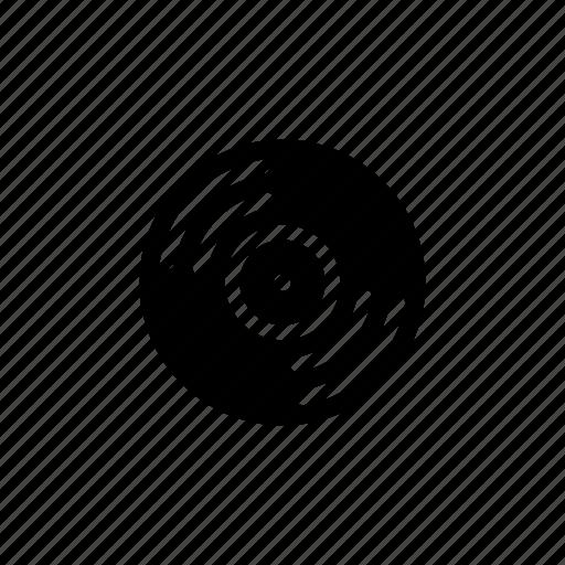 audio, multimedia, music, play, sound, turntable, vinyl icon