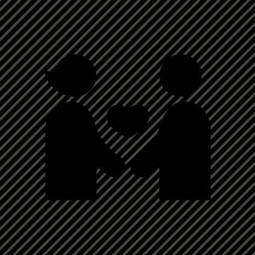 date, love, meet, meeting, romance, romantic, wedding icon