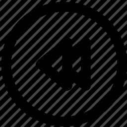 backward, backword, direction, gps, left, navigation icon