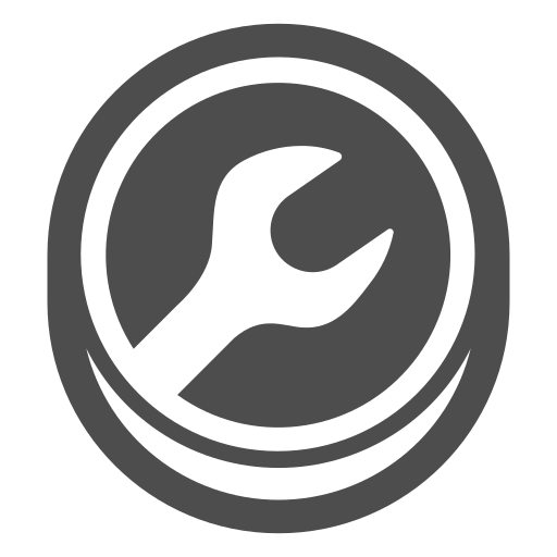 configuration, fix, optimisation, productivity, service icon